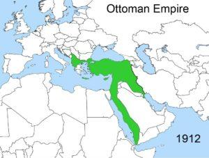 imperiul otoman 1912