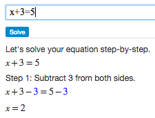 rezolvare ecuatii calculator online